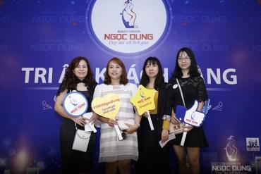 Ngọc Dung chi 500 triệu đồng tri ân phái đẹp Đồng Nai