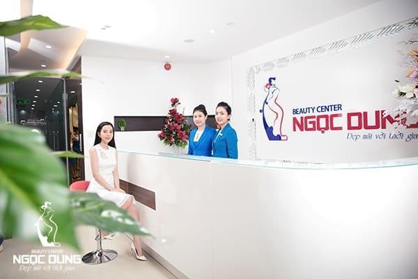 Làm đẹp miễn phí tại Ngọc Dung chi nhánh Biên Hòa và Đồng Nai