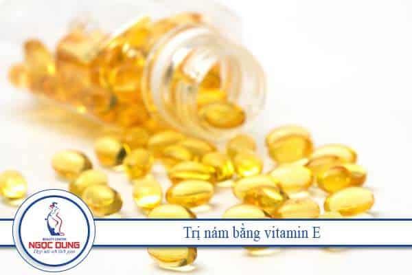 tri nam bang vitamin e