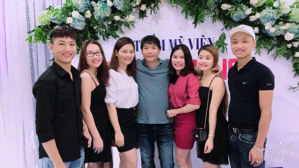 thẩm mỹ viện Ngọc Dung chi nhánh Biên Hòa