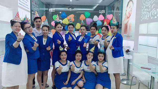 thẩm mỹ viện Ngọc Dung chi nhánh Đà Nẵng