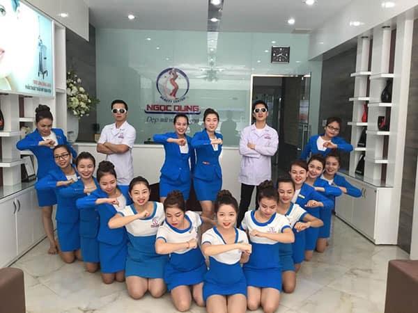 thẩm mỹ viện Ngọc Dung chi nhánh Vũng Tàu