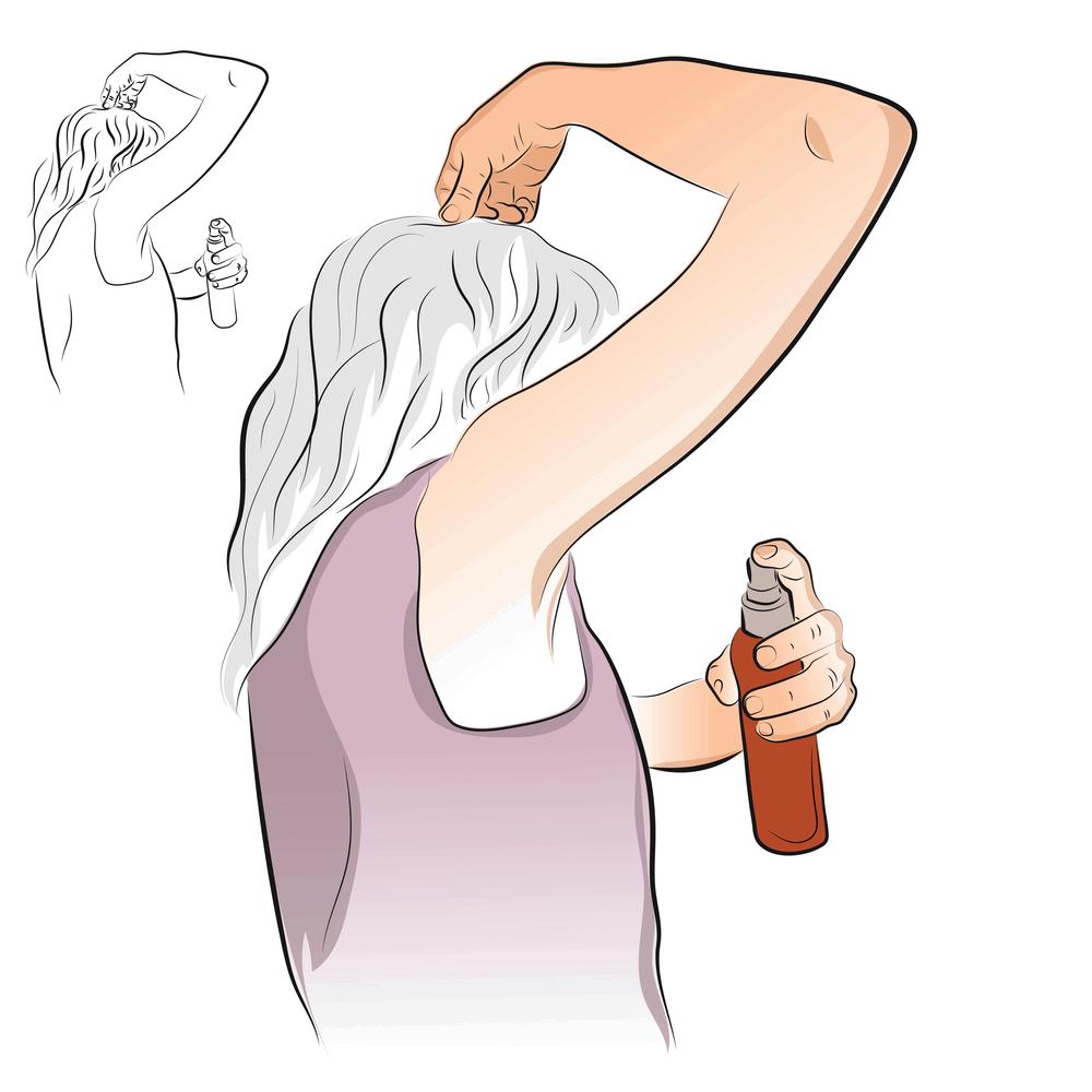 san pham khu mui hoi nach - Baking Soda - thần dược hiệu quả trị thâm nách