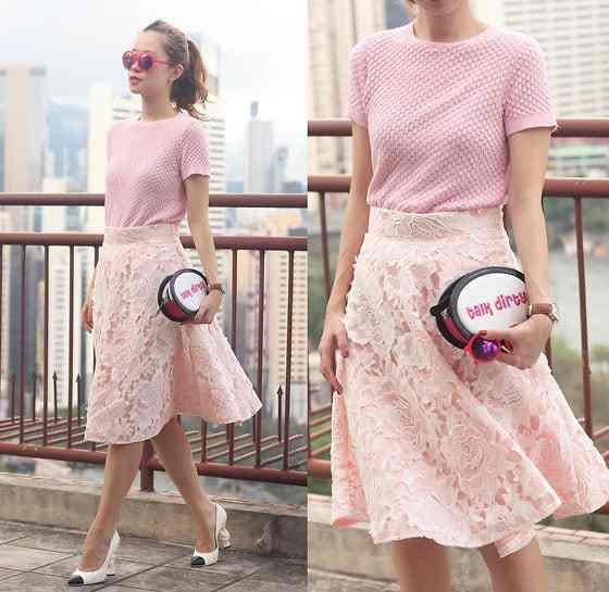 màu hồng pastel dịu dàng và nữ tính giúp bạn trở nên duyên dáng và trang nhã