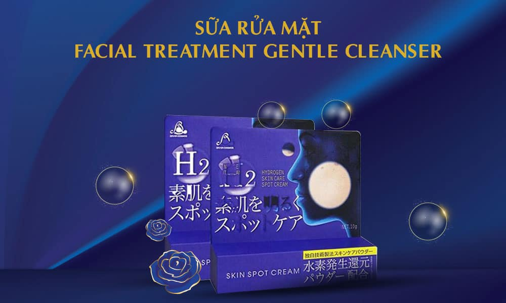 Sữa rửa mặt Facial Treatment Gentle Cleanser