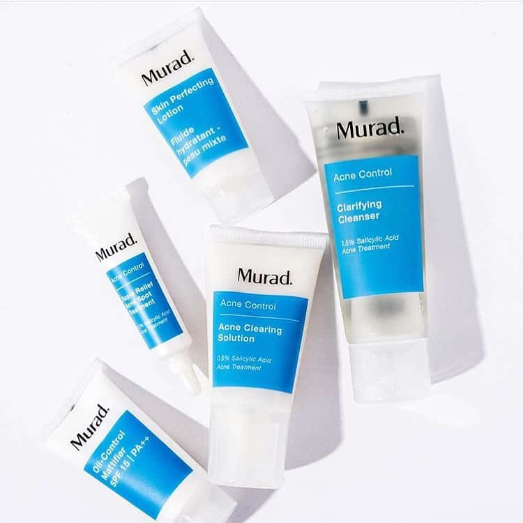 Murad Clarifying Cleanser Acne