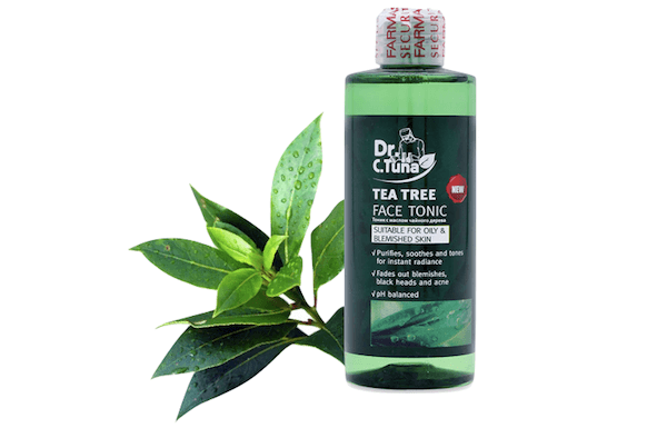 TEA TREE SERIES FACE WASH FARMASI