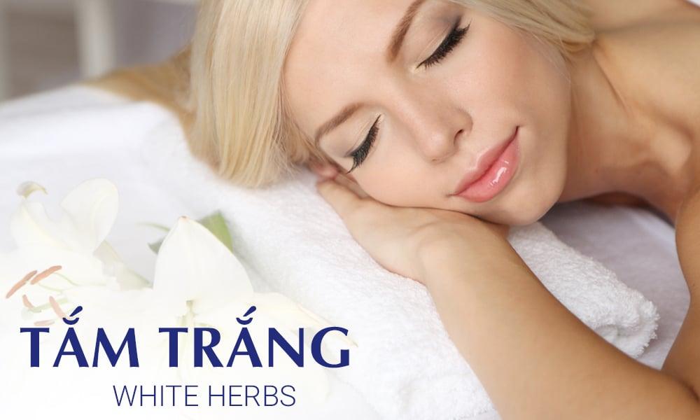 tắm trăng White Herbs