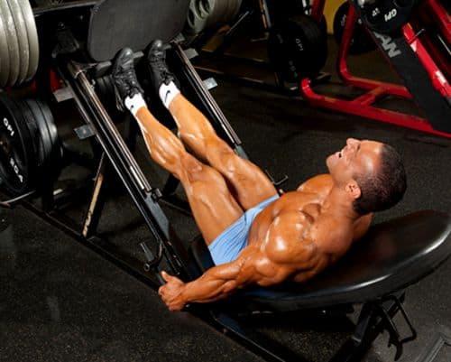 Động tác Leg Press