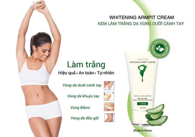 kem-tri-tham-nach-Vacosi-Whitening-Armpit-Cream