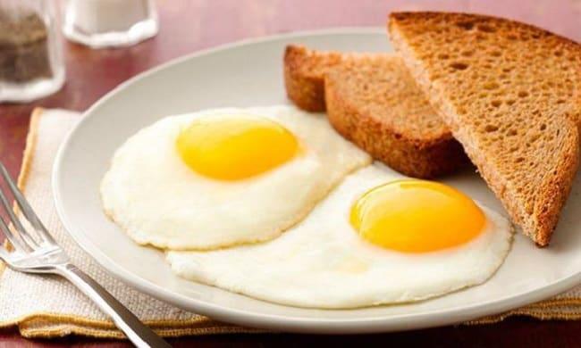 Làm trứng chín đều
