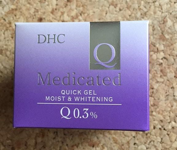 DHC Q Quick Gel Moist & Whitening
