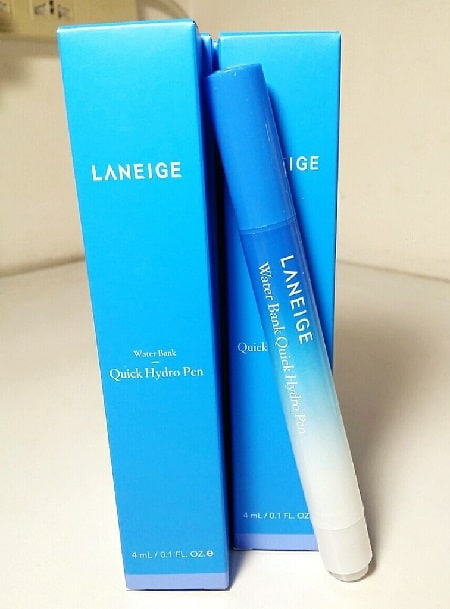 Laneige Water Bank Quick Hydro Pen