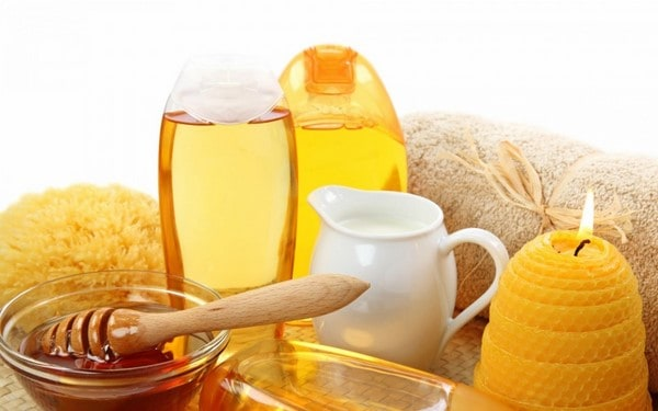 oliu – mật ong – sữa tươi