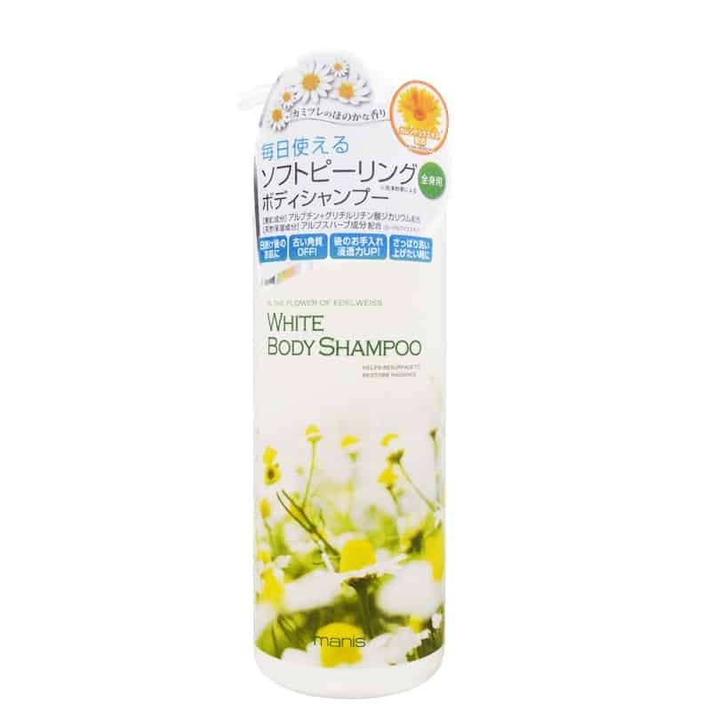Sữa tắm manis Nhật Bản