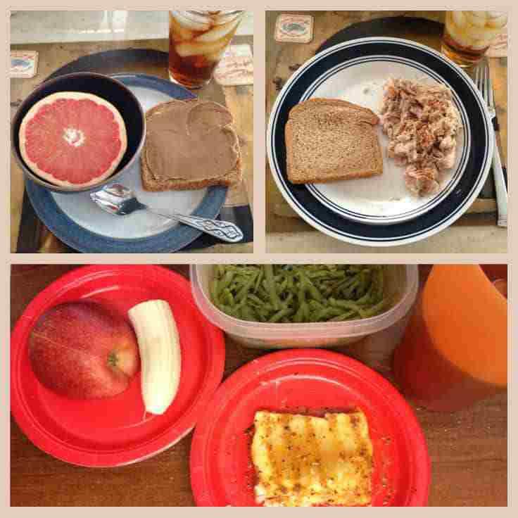 thực đơn ăn kiêng 3 ngày giảm mỡ bụng cấp tốc