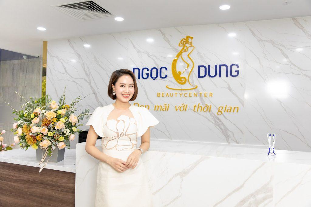 Sao Việt nói về Thẩm mỹ viện Ngọc Dung